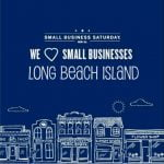 Join Us For Small Business Saturday on the Sandbar